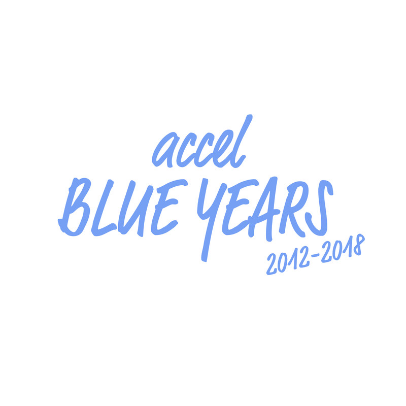 BLUE YEARS 2012-2018