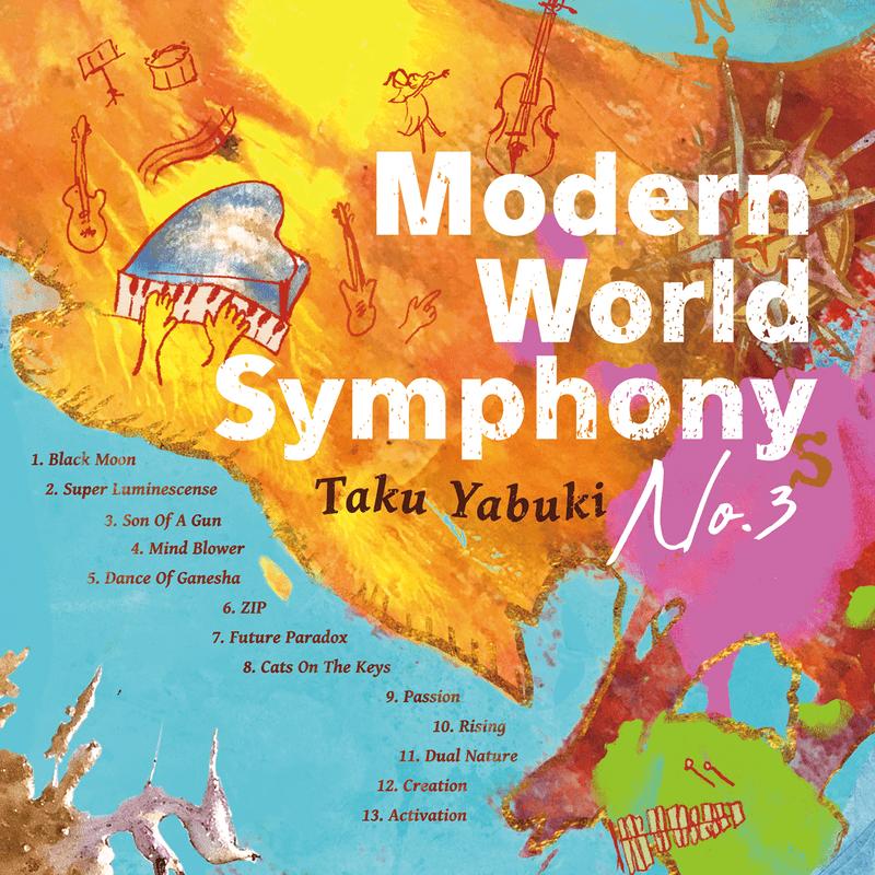 Modern World Symphony No.3
