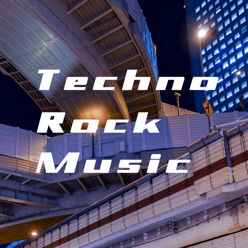 Techno Rock Music