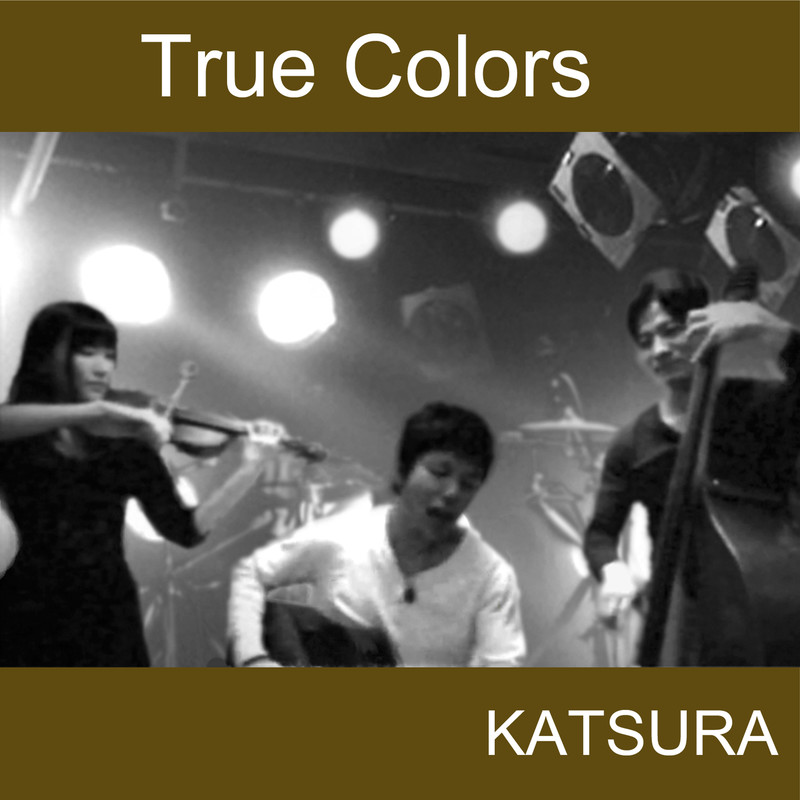 TRUE COLORS (Cover)