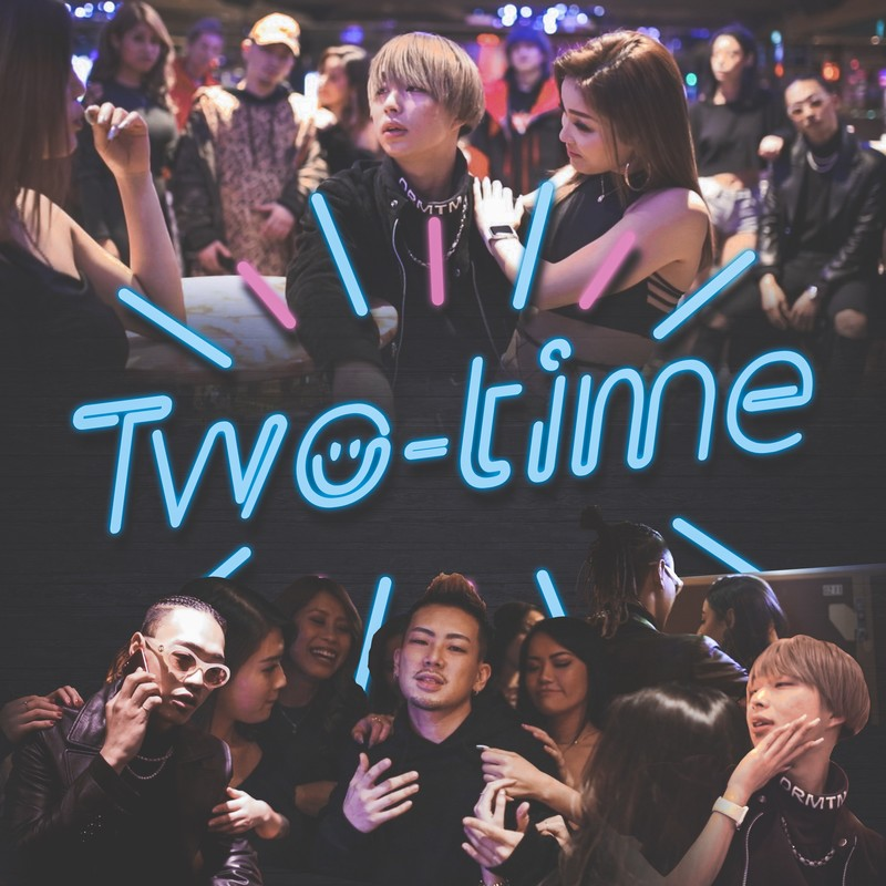 Two-time (feat. K-FORCE & Young SEX)