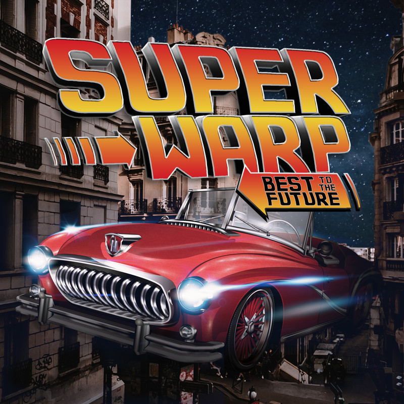 SUPER WARP -BEST TO THE FUTURE-