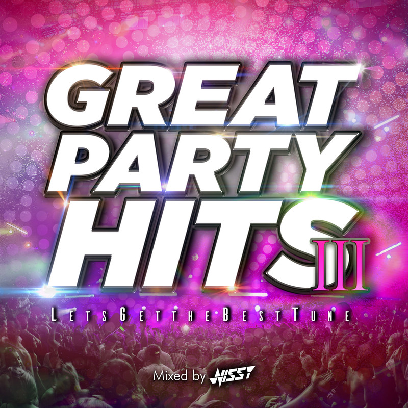 GREAT PARTY HITS Ⅲ -LET