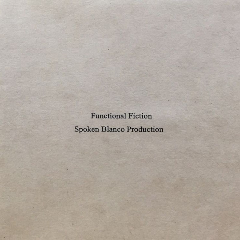 Functional Fiction