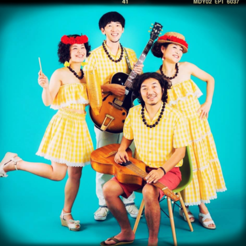 the Blue Lagoon Stompers