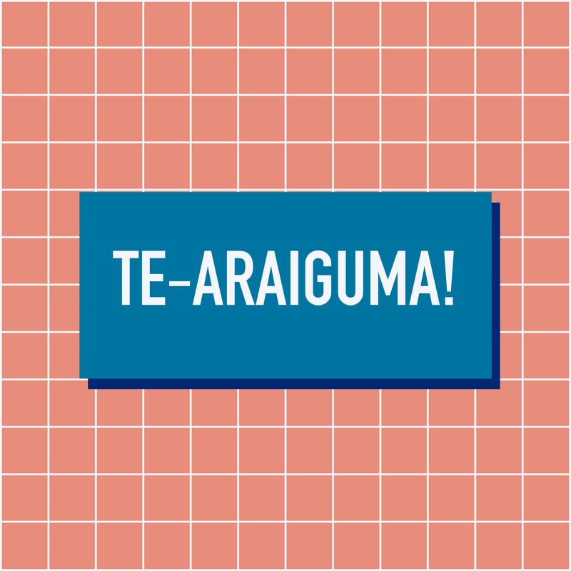 TE-ARAIGUMA! (feat. Captain K)