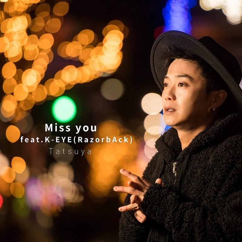 Miss you (feat. K-EYE)