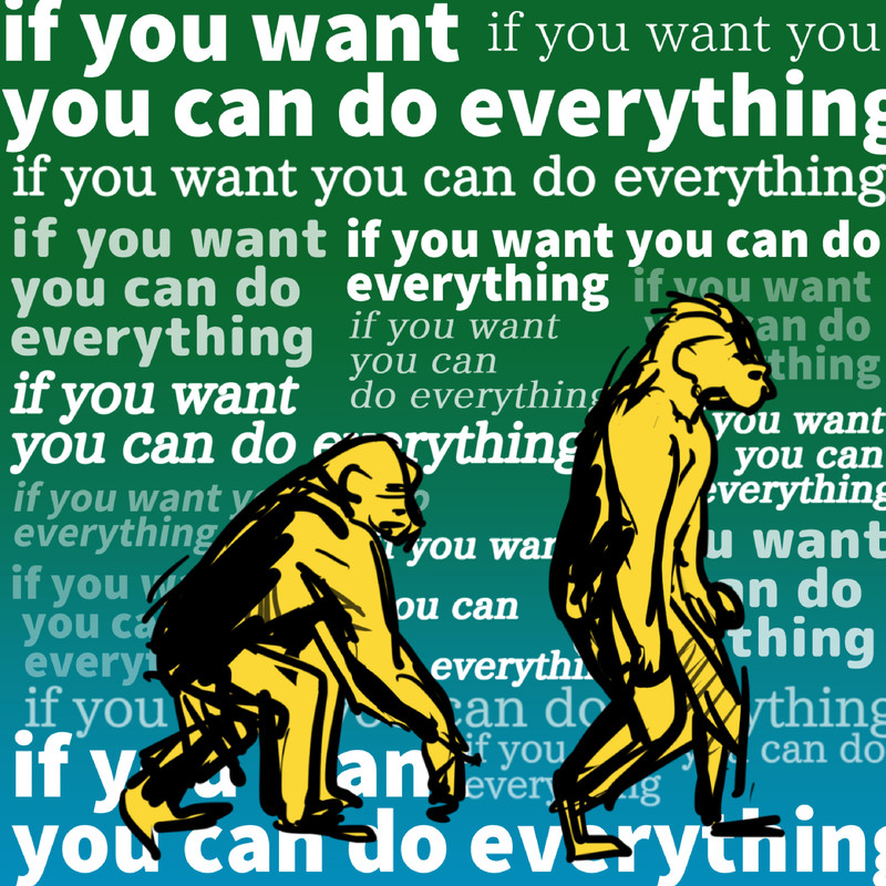 if you want you can do everything