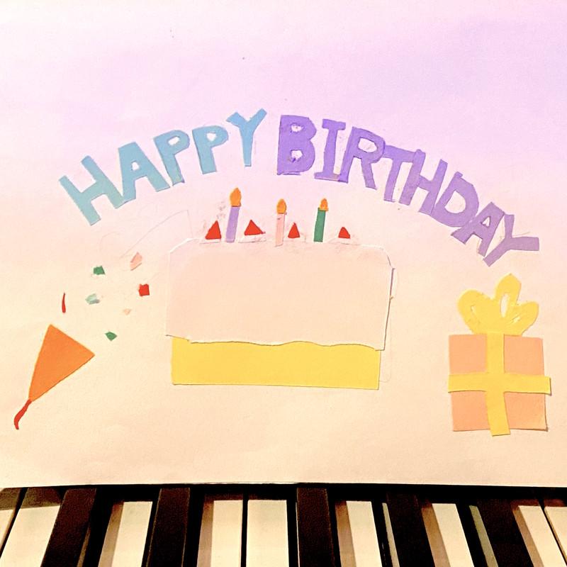Happy Birthday (feat. 照喜名俊典, 近藤久峰 & 新谷卓也)