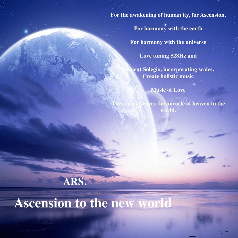 Ascension to the new world