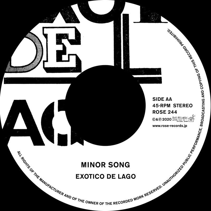 MINOR SONG