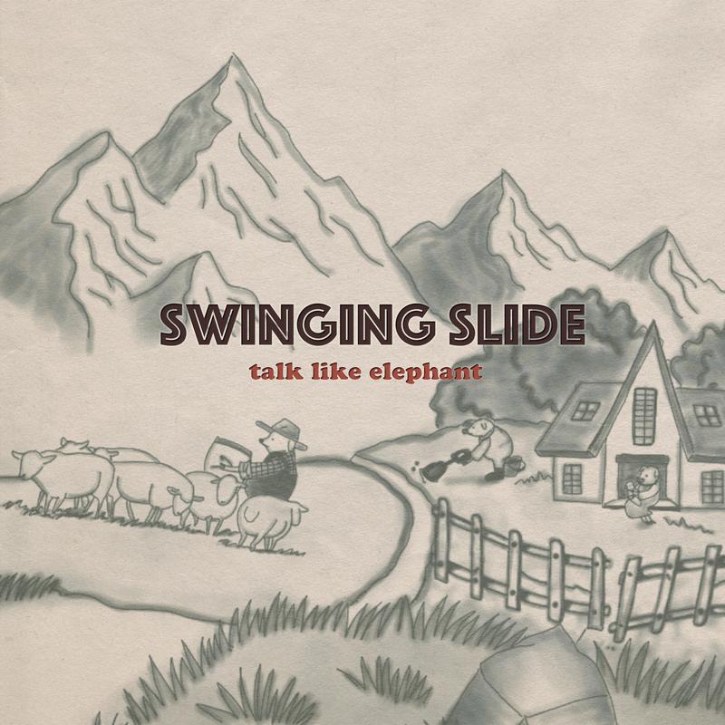 Swinging Slide