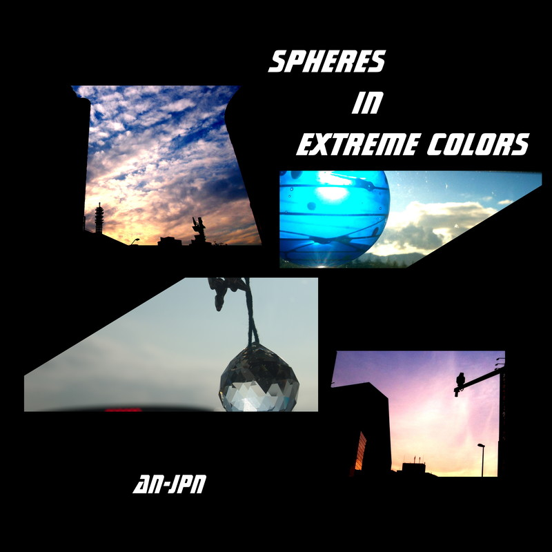 Spheres in extreme colors
