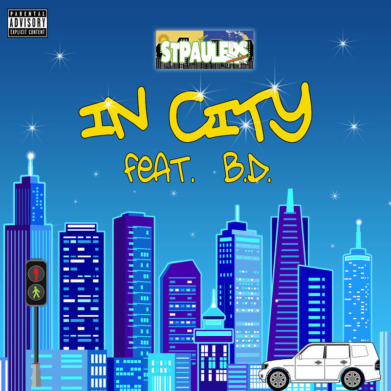 In City (feat. B.D.)