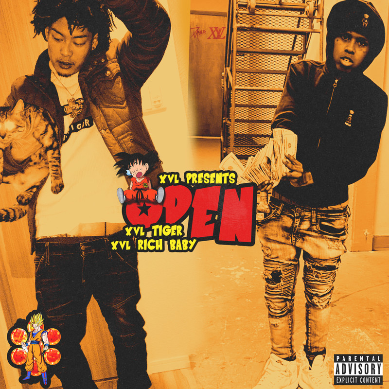OPEN (feat. RichBaby)