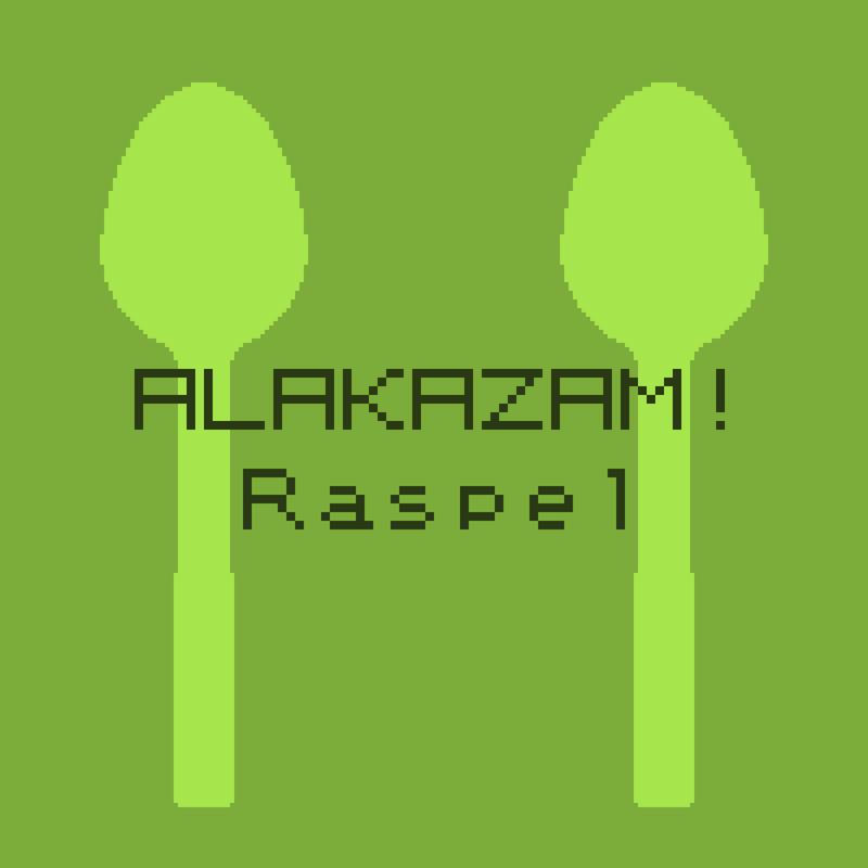 ALAKAZAM! (DSN-12)
