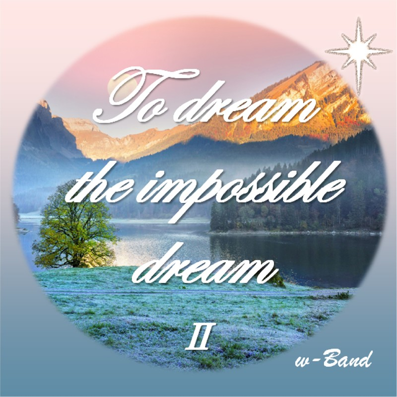 To dream the impossible dream Ⅱ