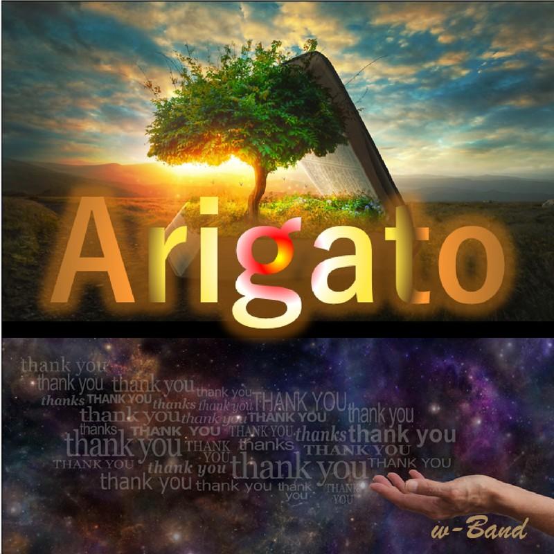 Arigato / Thank you
