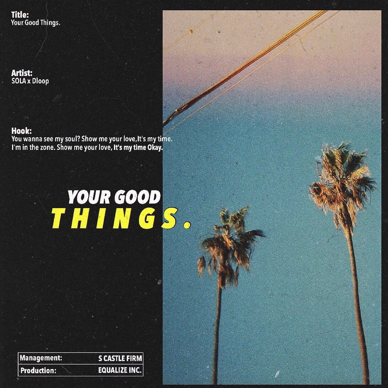 Your Good Things.