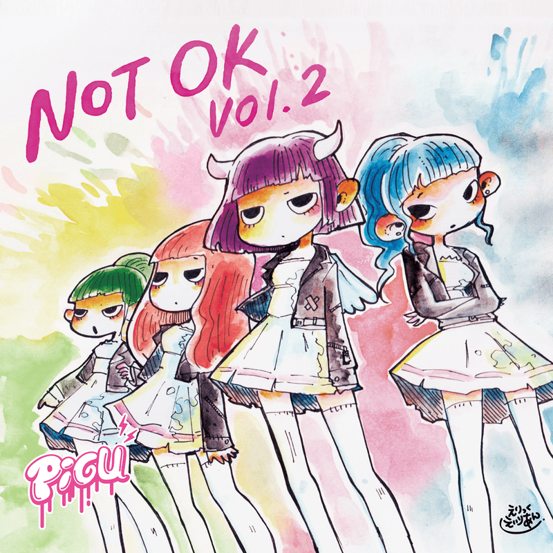 NOT OK Vol.2