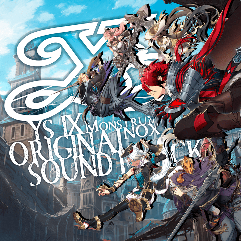 Ys IX -Monstrum Nox- Original Soundtrack Vol.2