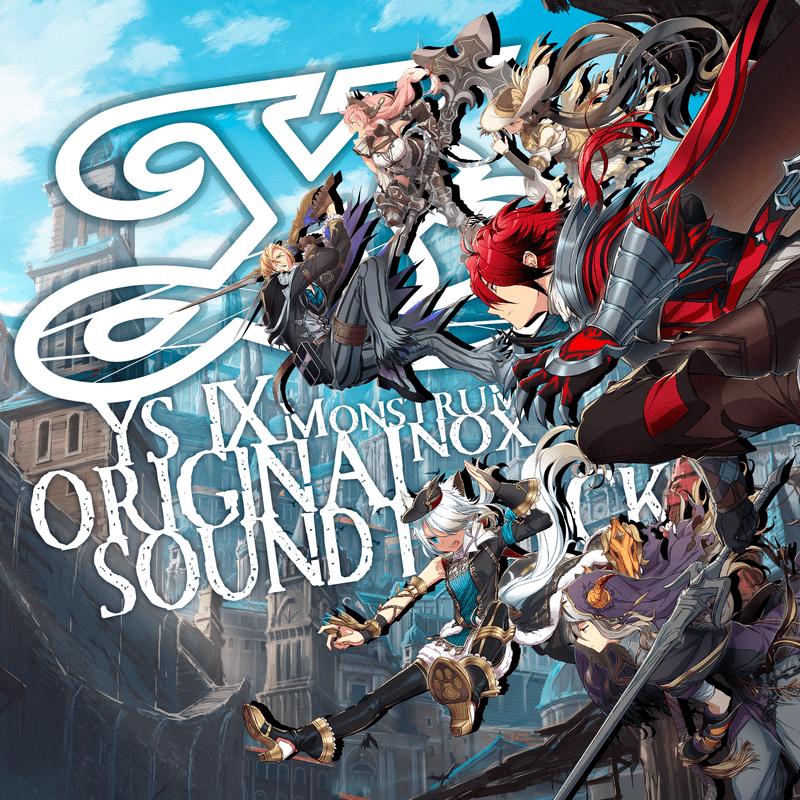 イースIX -Monstrum NOX- オリジナルサウンドトラック Vol.3