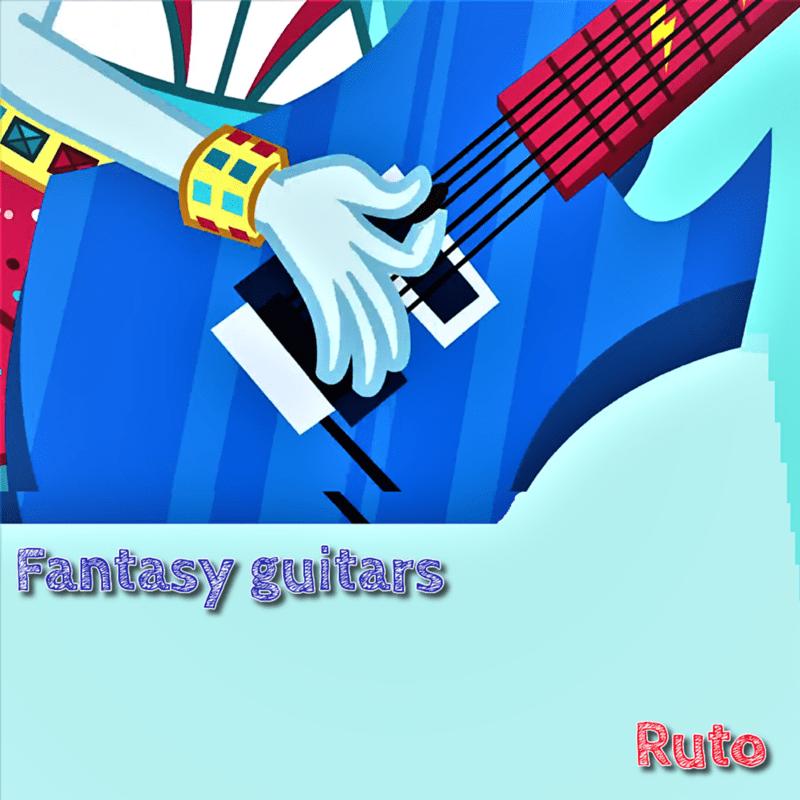 Fantasy guitars