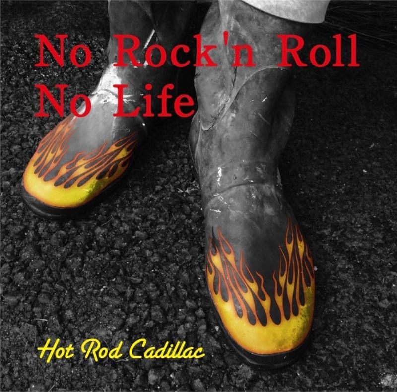 Hot Rod Cadillac