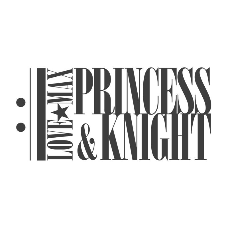 LOVEMAX PRINCESS&KNIGHT & CAVE