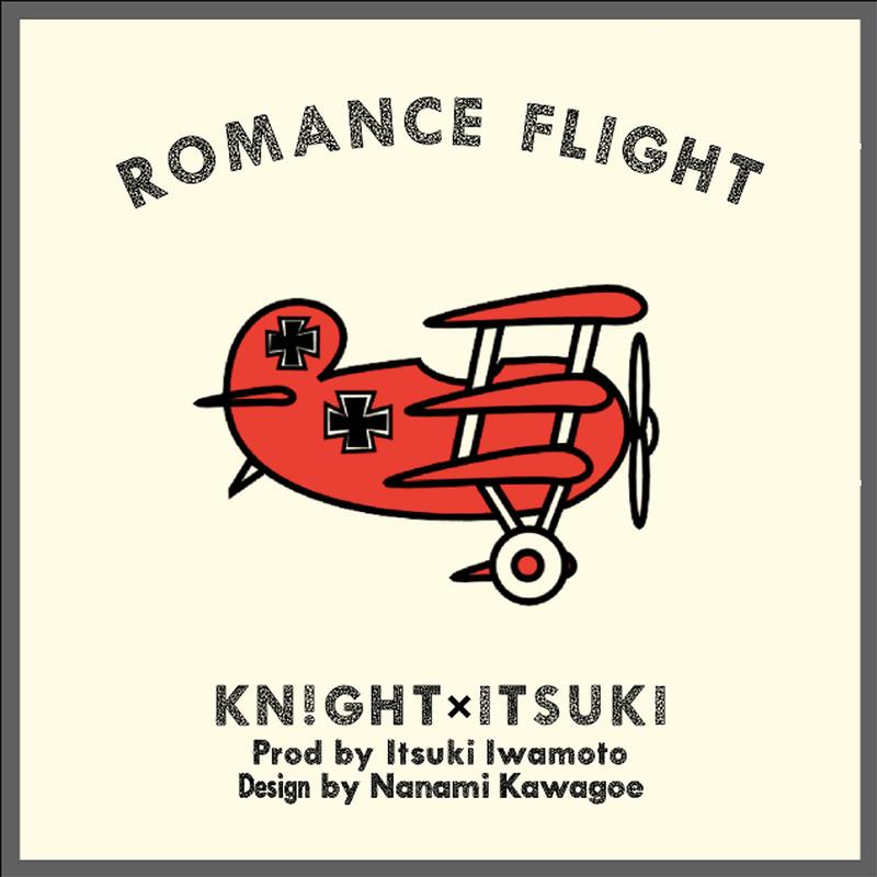 ROMANCE FLIGHT (feat. ITSUKI)