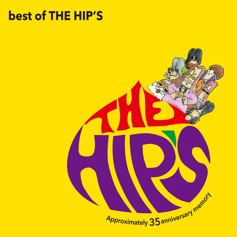 best of THE HIPS