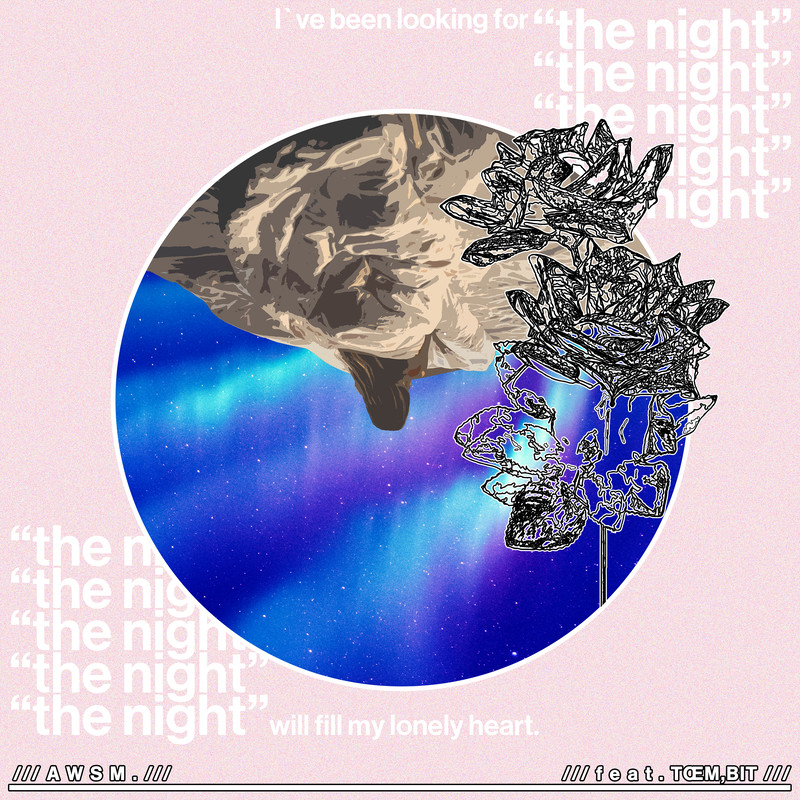"""the night"" (feat. TŒM & BIT)"