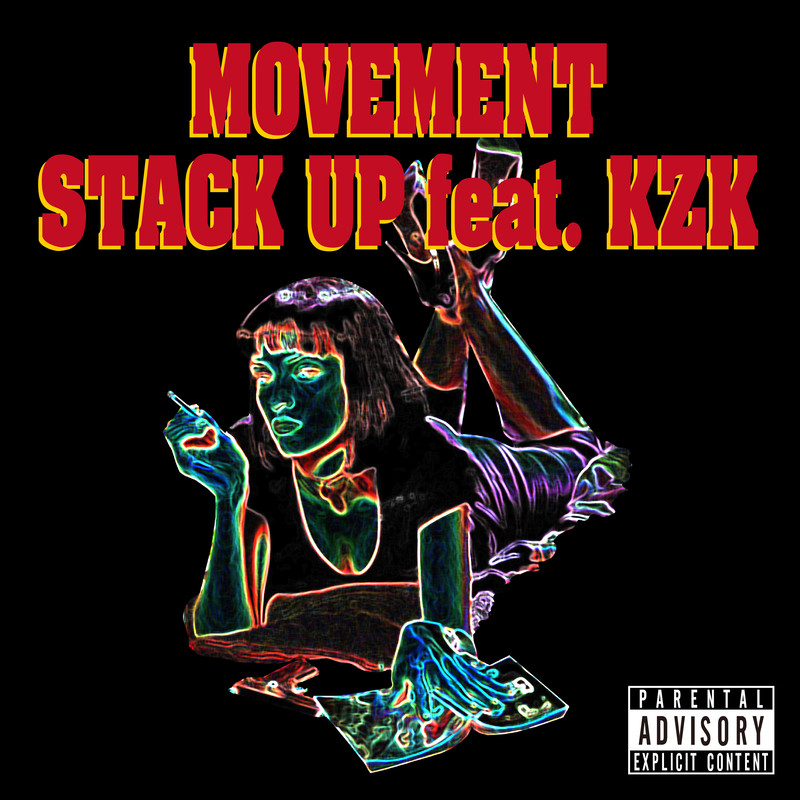 STACK UP (feat. KZK)