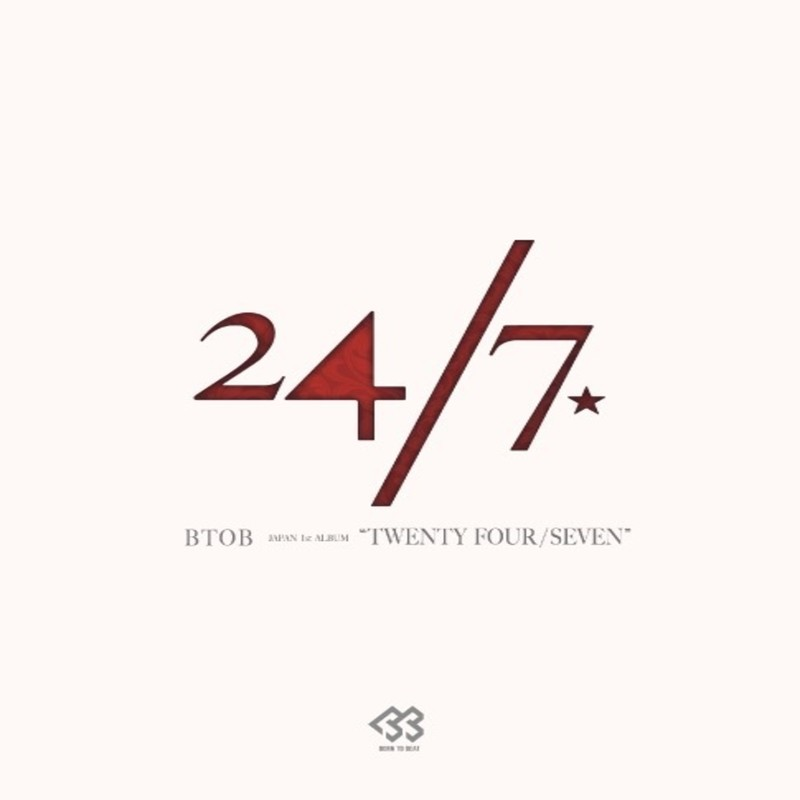 24/7(TWENTY FOUR / SEVEN)