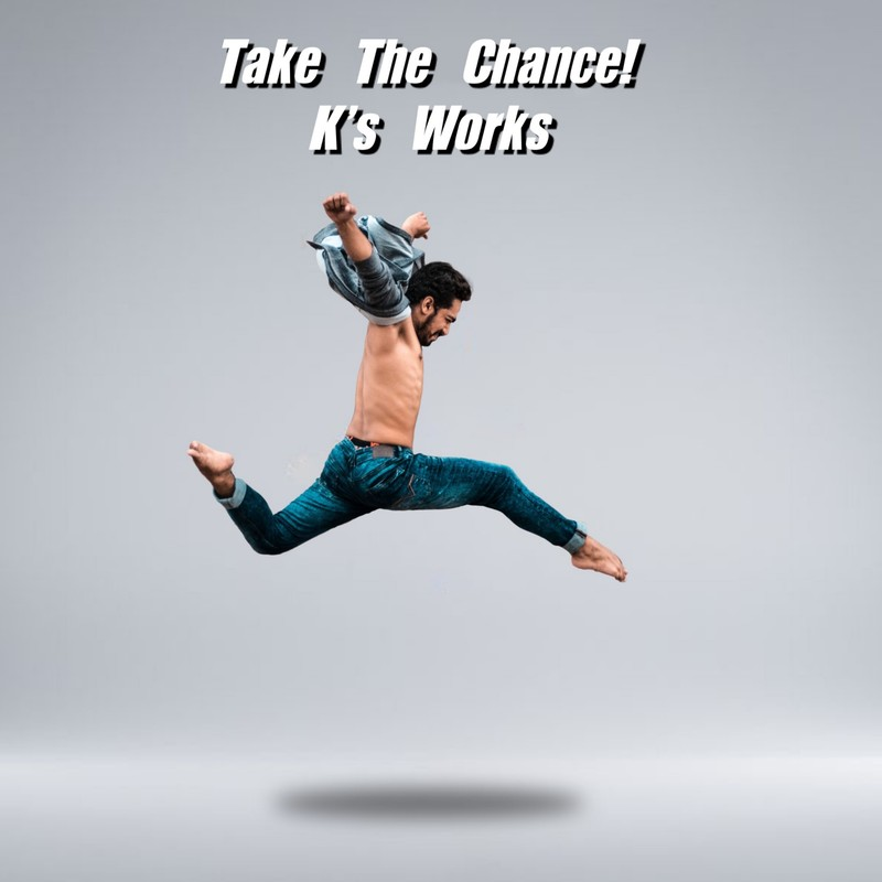 Take The Chance!