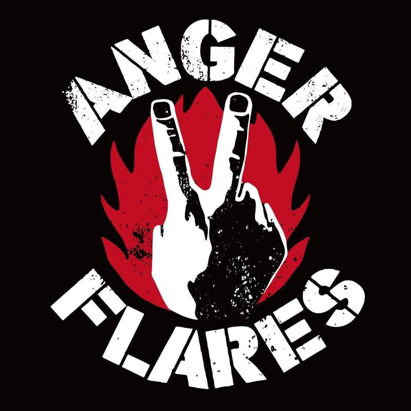 ANGER FLARES