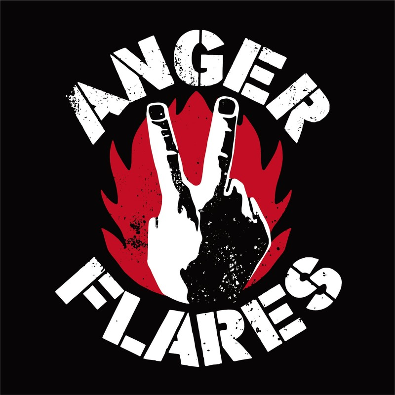THE BEST OF ANGER FLARES