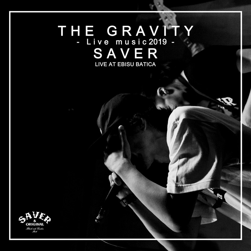 THE GRAVITY -Live music 2019- LIVE AT EBISU BATICA