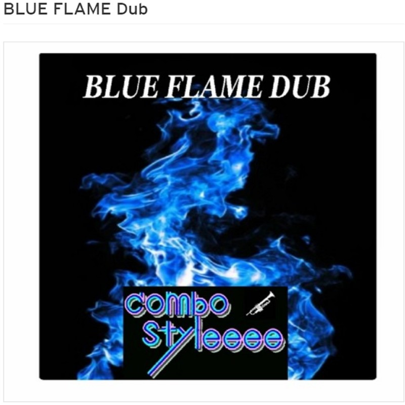 BLUE FLAME DUB