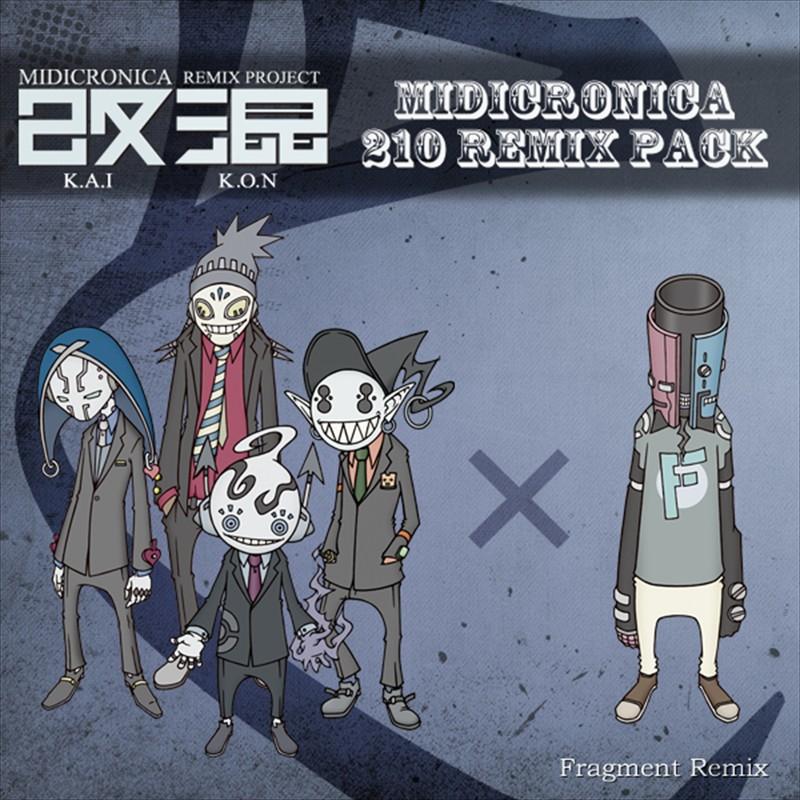 Remix Project 改混 (KAIKON) No.210