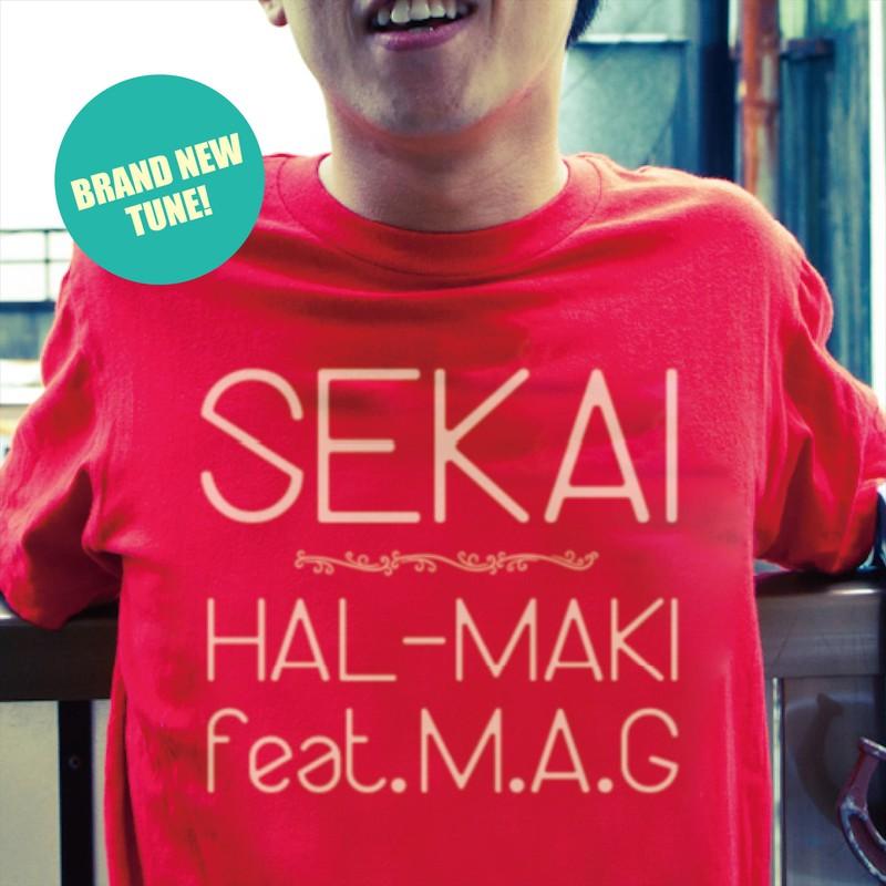 SEKAI (feat. M.A.G)