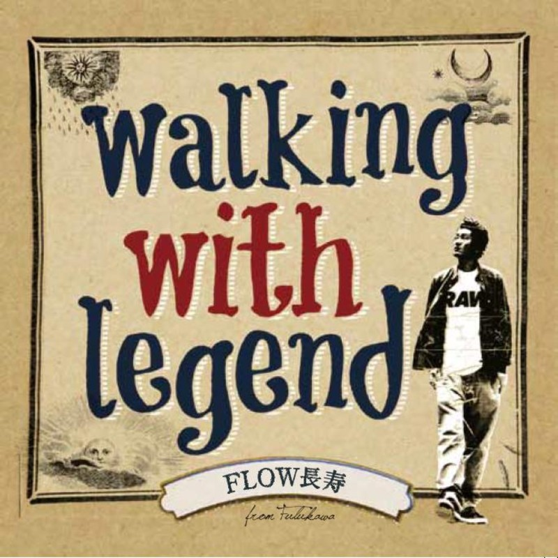 walking with legend