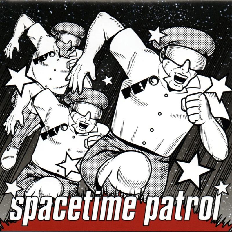 spacetime patrol