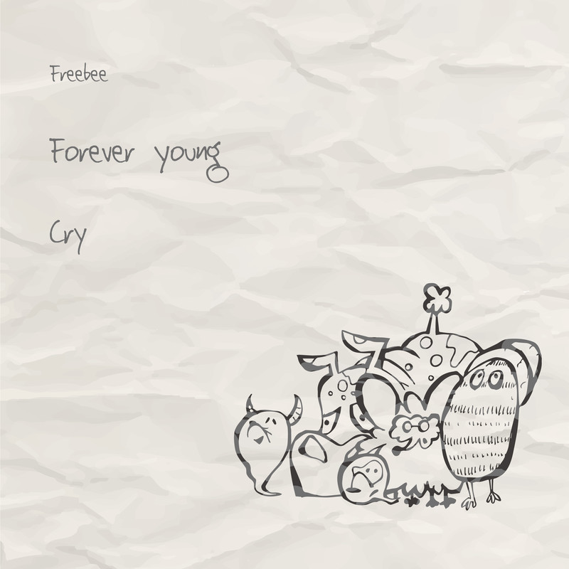 Forever Young / Cry