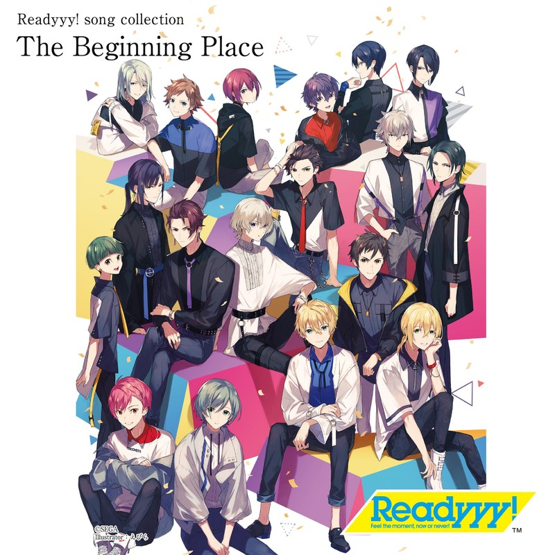 Readyyy! song collection The Beginning Place
