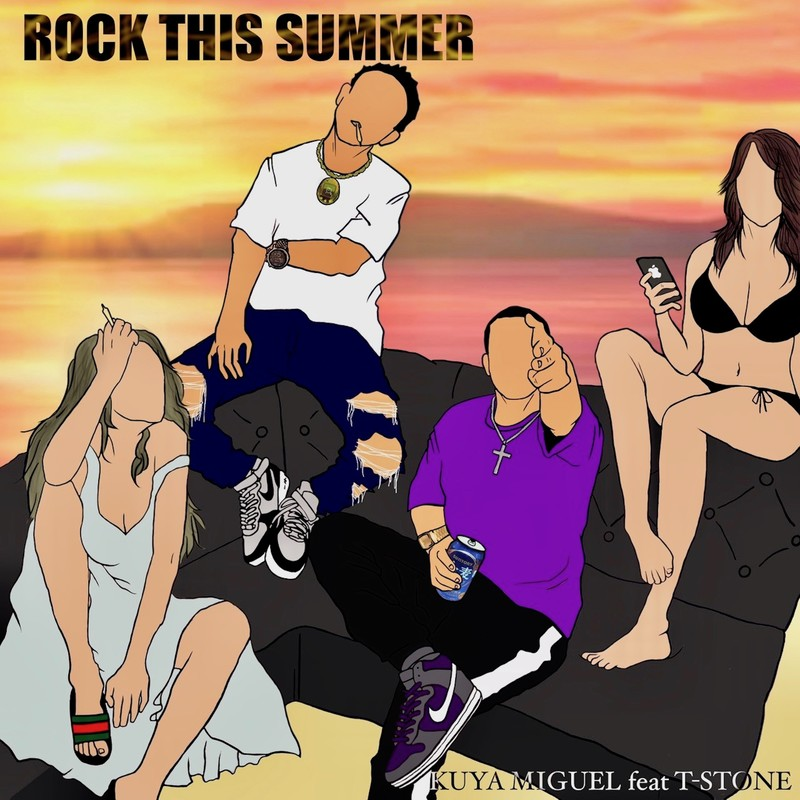 ROCK THIS SUMMER (feat. T-STONE)