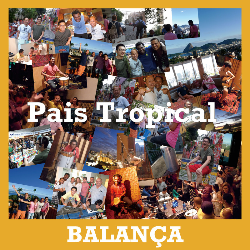Pais Tropical (Cover)