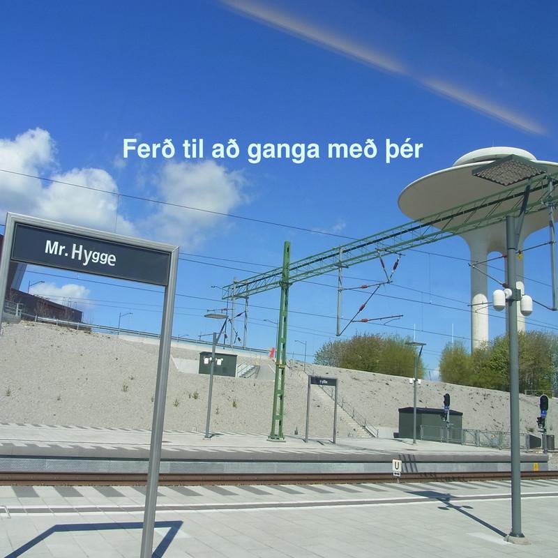 Ferð til að ganga með þér