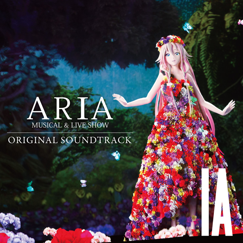 "MUSICAL & LIVE SHOW ""ARIA"" ORIGINAL SOUNDTRACK"