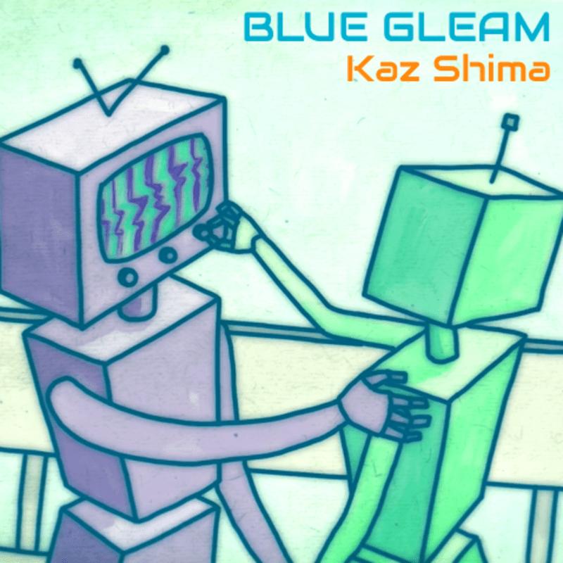 BLUE GLEAM